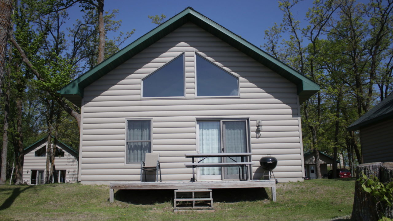 Cabin 5 Lake side 2019